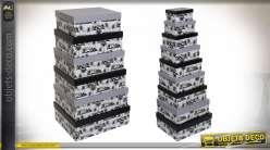 BOITE SET 15 CARTON 57X45X19 1800 GSM. TROPICAL