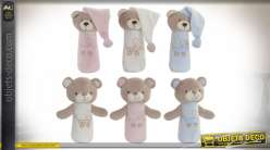 PELUCHE POLYESTER 5X13 SON 6 MOD.