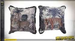 COUSSIN POLYESTER 50X50 574 GR. SAUVAGE 2 MOD.