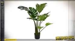 PLANTE PVC 100X110 RIB ADAN VERT