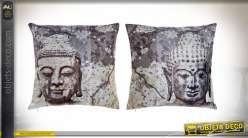 COUSSIN POLYESTER 45X45 0,41 BOUDDHA 2 MOD.