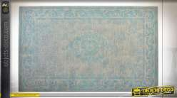 TAPIS COTON POLYESTER 290X200 2200 GSM. DIVINE