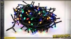 GUIRLANDE LED PVC 500X3 200 LEDS EXTERIEUR