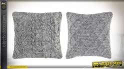 COUSSIN COTON POLYESTER 45X45 780GR. 2 MOD.