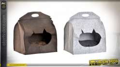 NICHE ANIMAL DE COMPAGNIE FEUTRE 33X25X39 CHAT 2 M