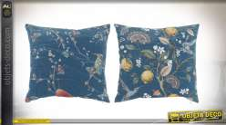 COUSSIN POLYESTER 45X45 420 GR. ORIENTAL 2 MOD.