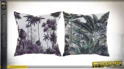 COUSSIN POLYESTER 45X45 482 GR. PAYSAGE 2 MOD.