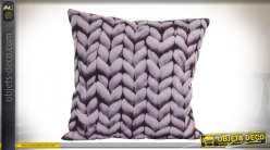 COUSSIN POLYESTER 45X45 500GR LAINE
