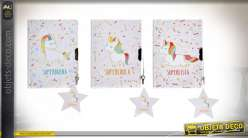 JOURNAL CARTON 14,5X2,5X19,5 LICORNE SUPERCOOL