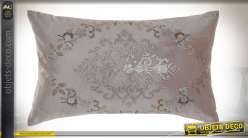COUSSIN POLYESTER COTON 50X30 524GR VELOURS ROSE