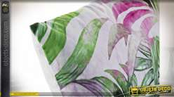 COUSSIN POLYESTER 50X30 370 GR. TROPICAL