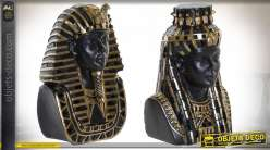 FIGURE RÉSINE 10X7X17 EGYPTE 2 MOD.