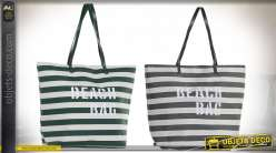SAC MAIN POLYESTER 51X16X65 53040 BEACH BAG 2 MOD.
