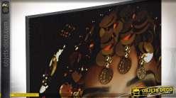 TABLEAU TOILE PIN 50X1,8X70 FEMME 4 MOD.