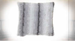 COUSSIN POLYESTER 45X10X45 380 GR. ANIMAL BICOLORE