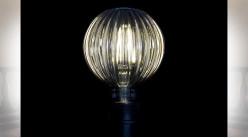 AMPOULE LED VERRE 9,5X9,5X14 380 Ã 450 LUMENS