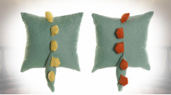 COUSSIN POLYESTER 40X25X40 DINO 2 MOD.