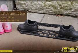 Gratte bottes| Chaussures
