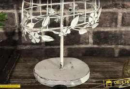 Mannequin décoratif en fer forgé