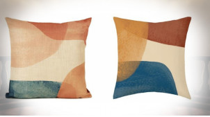 COUSSIN POLYESTER 45X10X45 000 GR. ABSTRAIT 2 MOD.