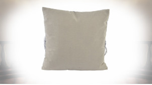 COUSSIN POLYESTER 45X10X45 400 GR PLUMES 2 MOD.