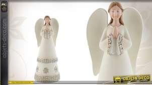 Statuette ange de Noël