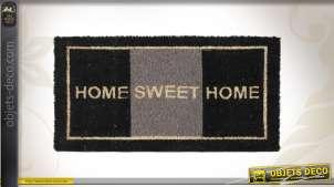 Paillasson Home Sweet Home en fibres de coco