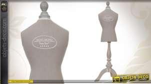 Mannequin de couture décoratif de taille enfant