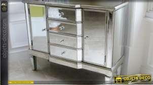 Buffet de style vénitien à deux portes et 5 tiroirs
