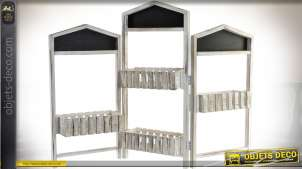 paravents jardini res paravent porte plante. Black Bedroom Furniture Sets. Home Design Ideas