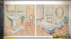 Decorations Murales En Metal Toiles Et Tableaux Produits Hors
