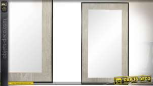 grand miroir mural. Black Bedroom Furniture Sets. Home Design Ideas