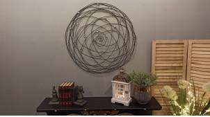 Décoration murale abstraite 82 cm