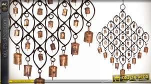 Mobile à suspendre clochettes anciennes