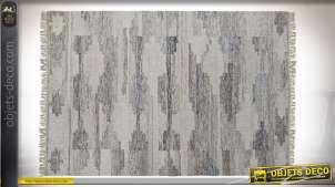 TAPIS LAINE COTON 160X240 1300GSM BEIGE