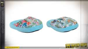 CHAUFFE PIEDS POLYESTER 32X41X14 TROPICAL 2 MOD.