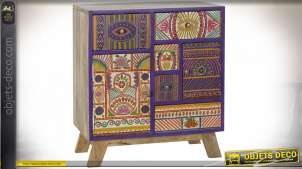COMMODE MANGUE 60X35X68 MULTICOLORE