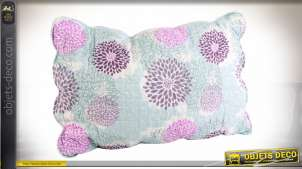 COUSSIN POLYESTER 60X40 400 GR. PATCHWORK