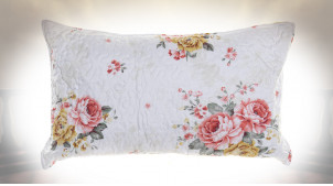 COUSSIN POLYESTER 60X40 400 GR. FLORAL