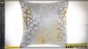 COUSSIN POLYESTER 45X45 450 GR. GINKO BICOLORE