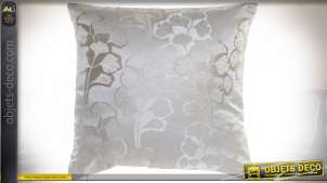 COUSSIN POLYESTER 45X45 450 GR. GINKGO BEIGE