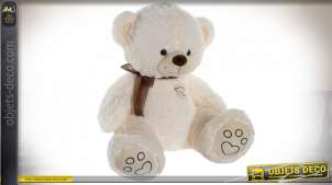 PELUCHE POLYESTER 50X60X60 OURS