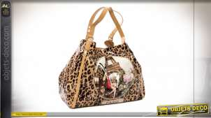 SAC A MAIN PU 45X18X37 PARIS