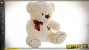 PELUCHE POLYESTER 50X40X42 0,69 OURS