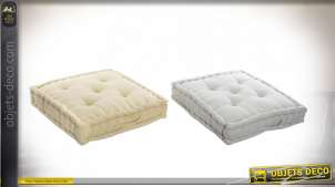 COUSSIN COTON POLYESTER 60X60X13 4000 GR. 2 MOD.