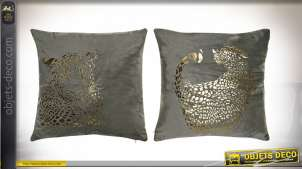 COUSSIN POLYESTER 45X45 525 GR. PANTHERE 2 MOD.