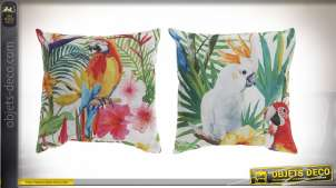 COUSSIN POLYESTER 45X45 0,5 TROPICAL 2 MOD.