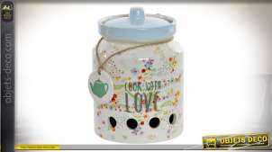 POT DOLOMITE 12X12X17 1000 COOK WITH LOVE