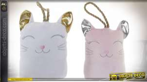 SUPPORT PORTE POLYESTER 15X9X20 CHAT 2 MOD.