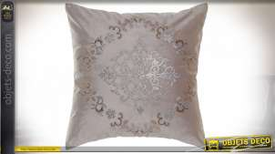 COUSSIN POLYESTER COTON 45X45 686GR VELOURS ROSE
